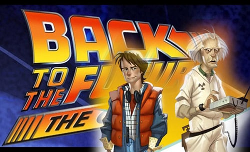 Back to the Future Episode 1
