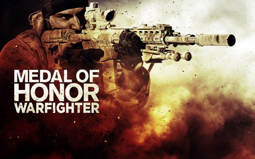 Save for Medal of Honor Warfighter