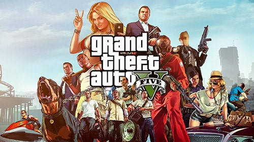 Save for Grand Theft Auto 5 | Saves For Games