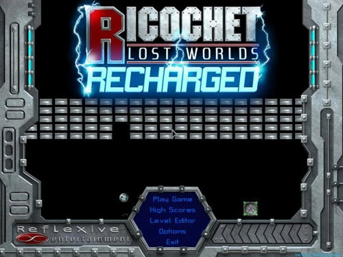 Ricochet: Lost Worlds Recharged