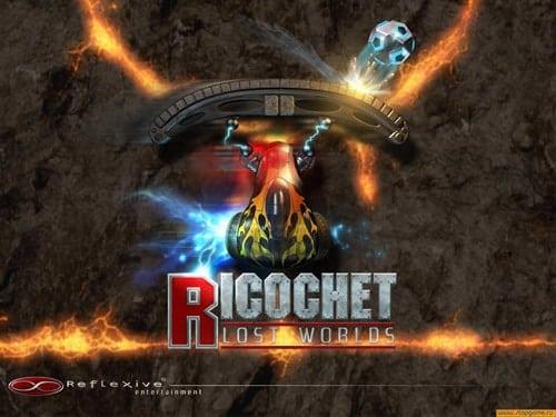 Ricochet: Lost Worlds