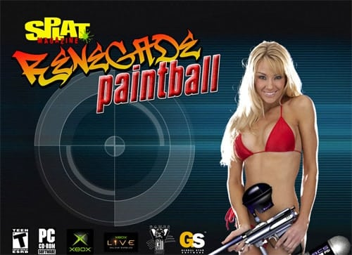 Splat Magazine Renegade Paintball PC