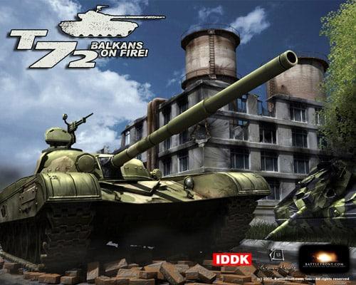 T-72: Balkans on Fire