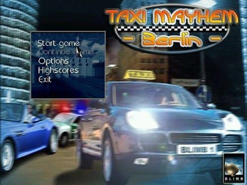 Taxi Mayhem: Berlin