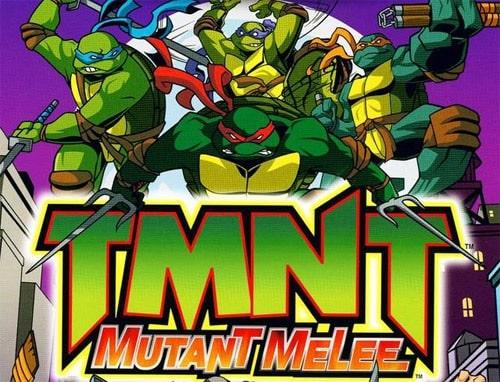 Teenage Mutant Ninja Turtles: Mutant Melee