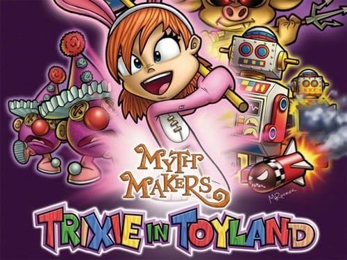 Trixie in Toyland