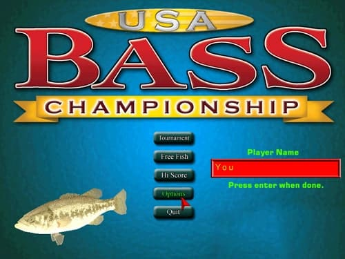 USA Bass Championship
