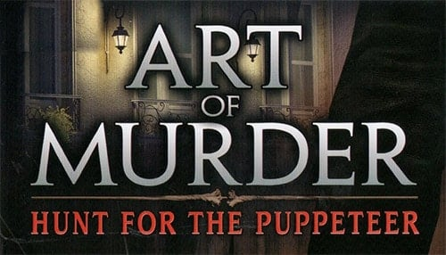 Save for Art of Murder: Hunt for the Puppeteer | Saves For Games