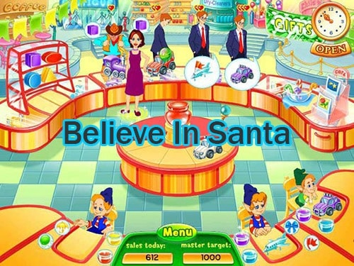 Believe In Santa