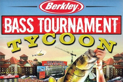 Berkley Bass Tournament Tycoon