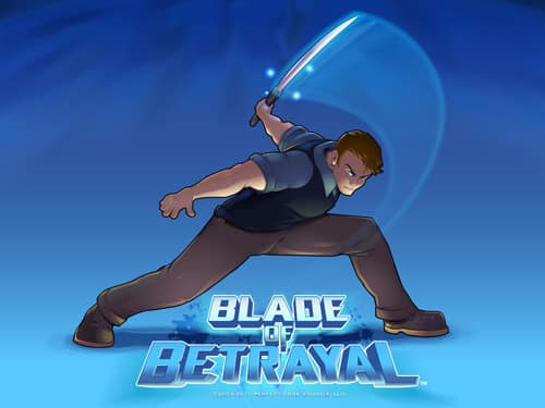 Blade of Betrayal