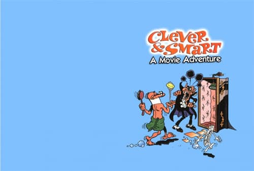 Clever & Smart: A Movie Adventure