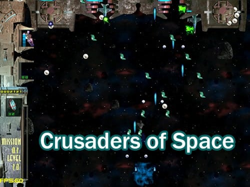 Crusaders of Space