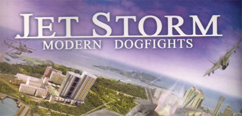 Jet Storm: Modern Dogfights