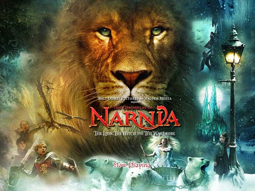 Chronicles of Narnia: The Lion The Witch and The Wardrob