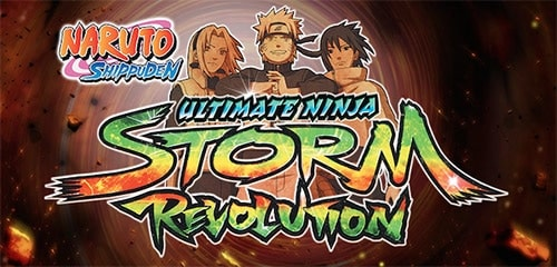Save for Naruto Shippuden: Ultimate Ninja Storm Revolution