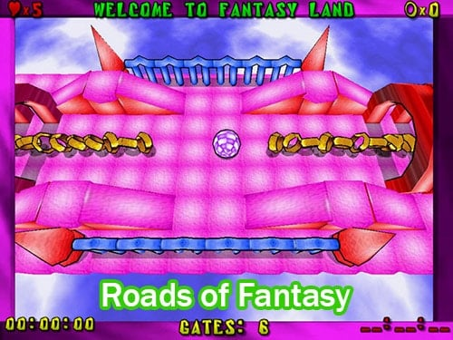 Roads of Fantasy
