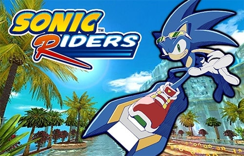 Download Game Sonic Riders For Pc