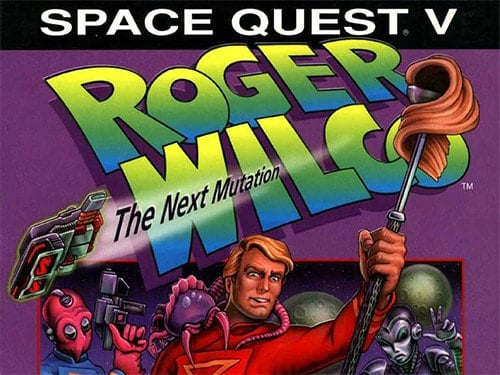 Space Quest 5: The Next Mutation