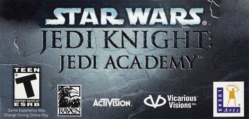 Star Wars: Jedi Knight 3: Jedi Academy