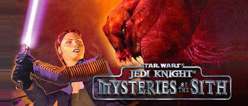 Star Wars: Jedi Knight Mysteries of the Sith
