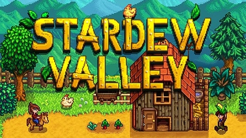 Stardew Valley game cover