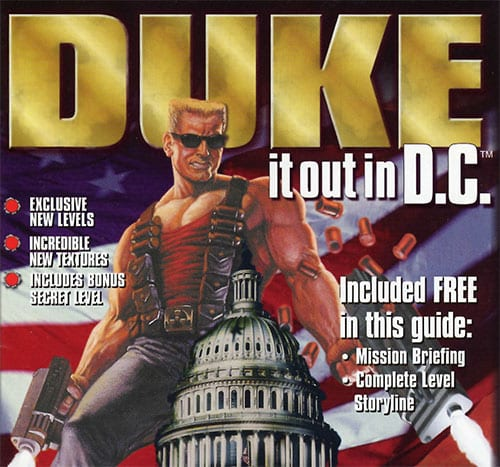 Duke Nukem 3D: Duke It Out in D.C.
