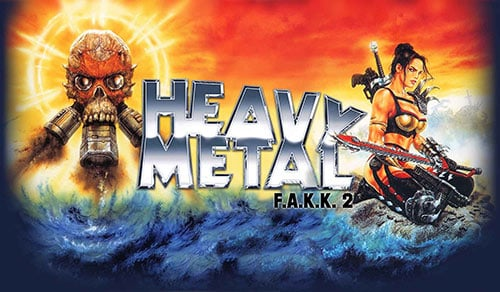 Heavy Metal: F.A.K.K.2
