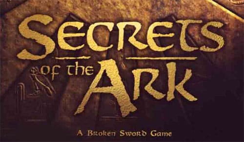 Secrets of the Ark: A Broker Sword Game