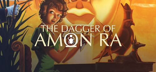 The Dagger of Amon Ra