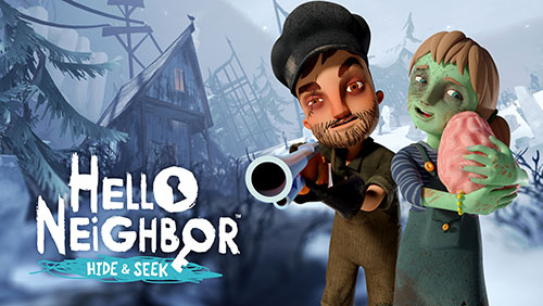 Hello Neighbor: Hide and Seek game cover