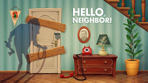 Hello Neighbor game cover